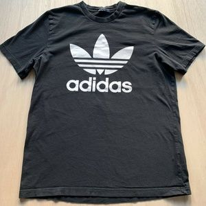 Adidas Originals Tre Foil Logo T-shirt Tee Top Men